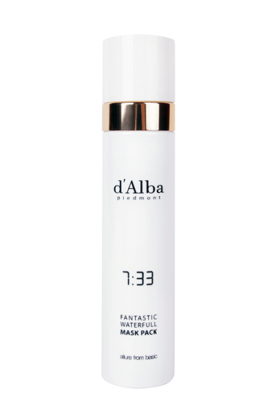 DALBA Fantastic Waterfull Spray Mask
