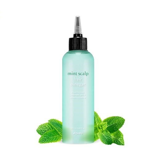 APIEU Mint Scalp Hair Vinegar