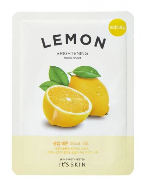 It's Skin The Fresh Mask Sheet - Lemon