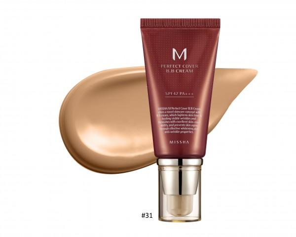 MISSHA Perfect Cover BB Cream 31
