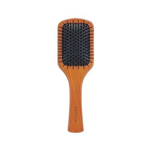 MISSHA Wooden Cushion Hair Brush (Medium)