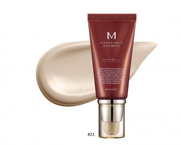MISSHA Perfect Cover BB Cream 21