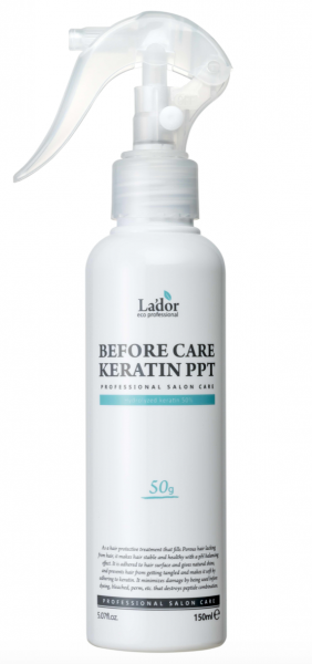 LADOR Before Care Keratin PPT