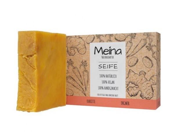 MEINA Seife mit Karotte und Ingwer