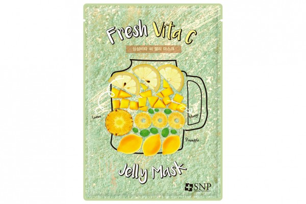 SNP Fresh Vita C Jelly Mask