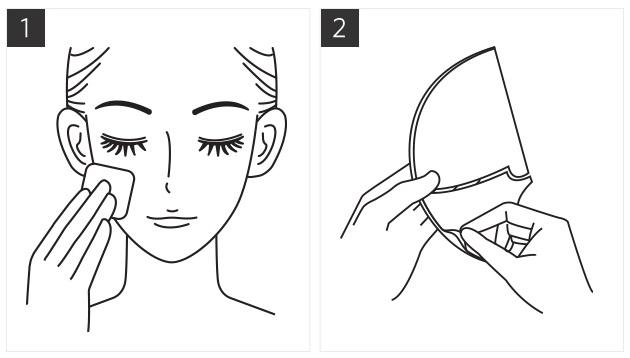 MISSHA-Embo-Gel-Mask-Anwendung1