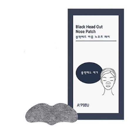 A'PIEU Black Head Out Nose Patch