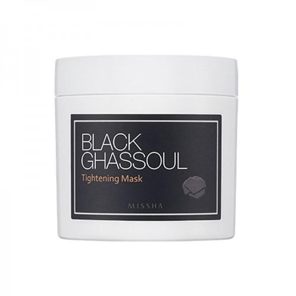 MISSHA Black Ghassoul Tightening Mask