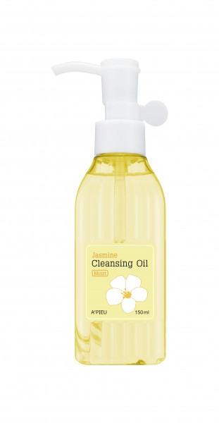 APIEU Jasmine Cleansing Oil (Moist)