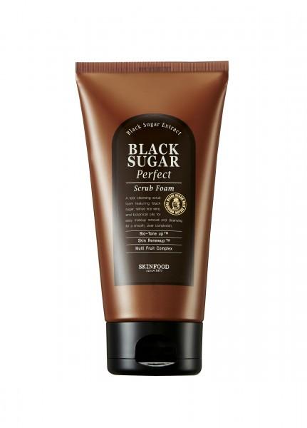 Skinfood Black Sugar Perfect Scrub Foam