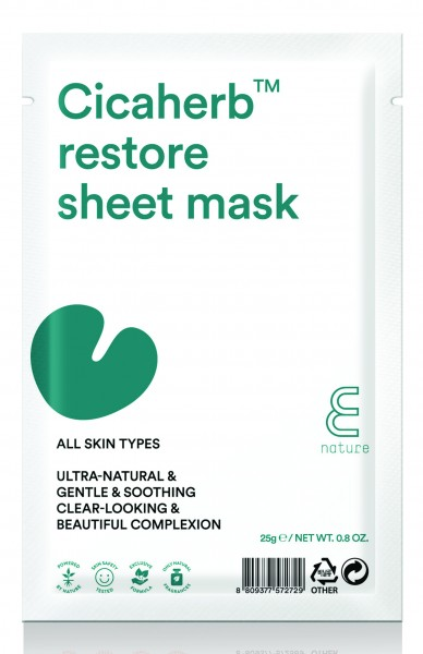 ENATURE Cicaherb Restore Sheet Mask