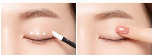 MISSHA-Color-Fix-Eye-Primer-anwendung