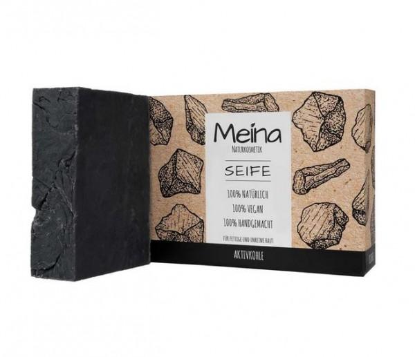 MEINA Seife mit Aktivkohle