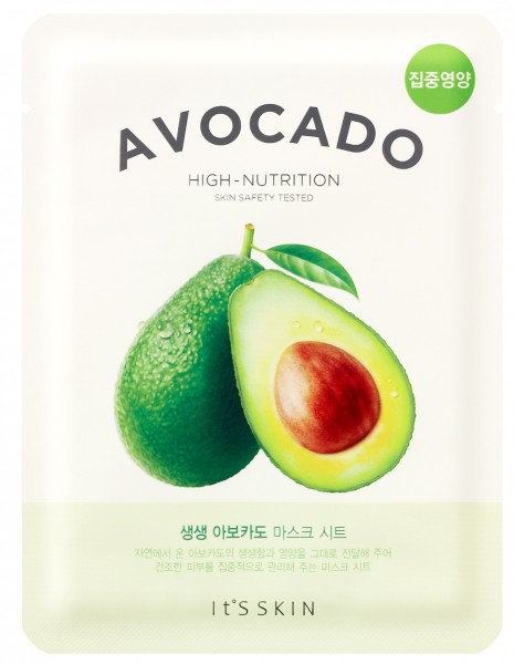 Its Skin The Fresh Mask Sheet - Avocado