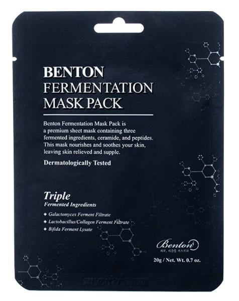 BENTON Fermentation Mask Pack Product Image
