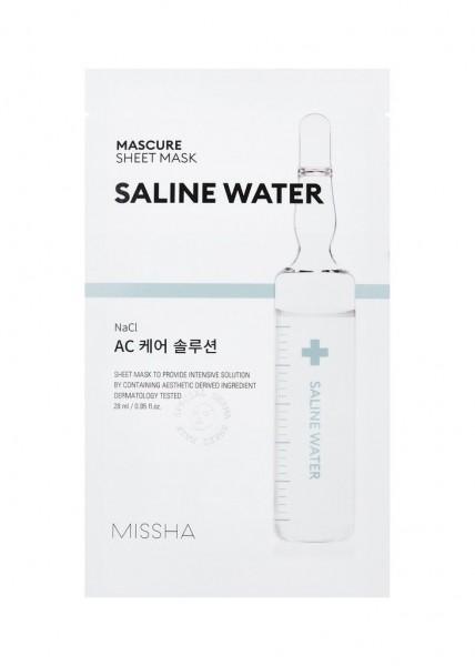 MISSHA Mascure AC Care Solution Sheet Mask