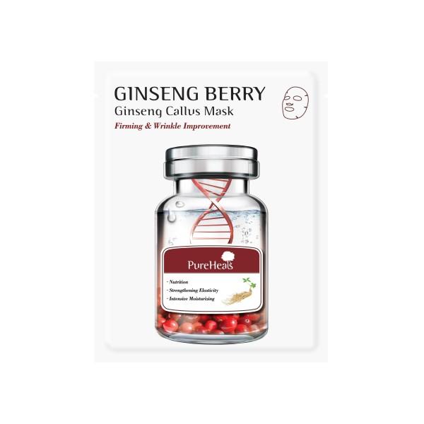 PUREHEALS Gingseng Berry Ginseng Callus Mask
