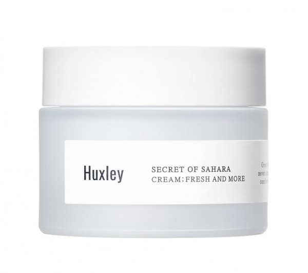 HUXLEY  Cream : fresh and more