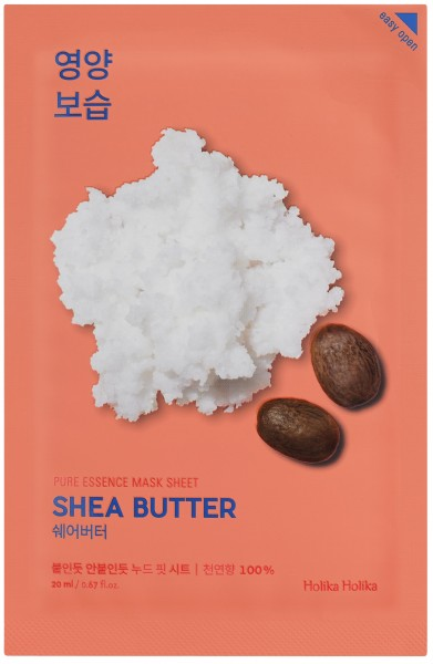 HOLIKA HOLIKA Pure Essence Mask Sheet - Shea Butter