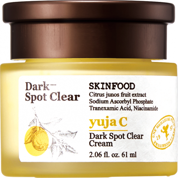 SKINFOOD Yuja Dark Spot Clear Cream