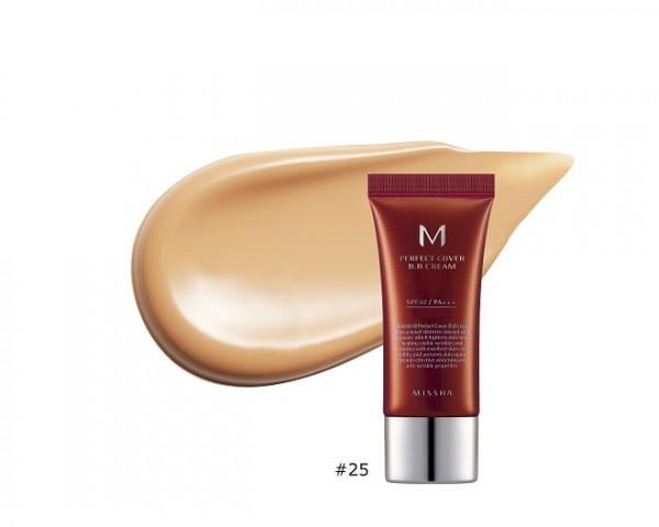 MISSHA M Perfect Cover BB Cream 20ml 25