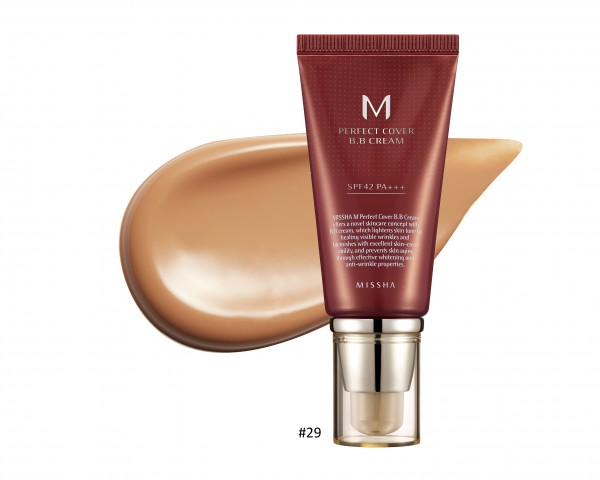 MISSHA Perfect Cover BB Cream 29