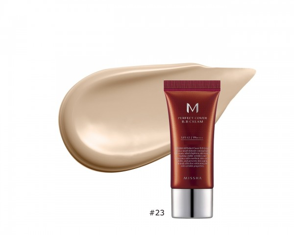 MISSHA Perfect Cover BB Cream 20ml #23