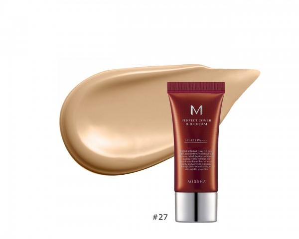 MISSHA Perfect Cover BB Cream 20ml #27