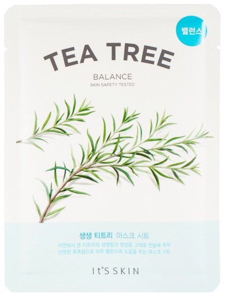 Its Skin The Fresh Mask Sheet - Tea Tree