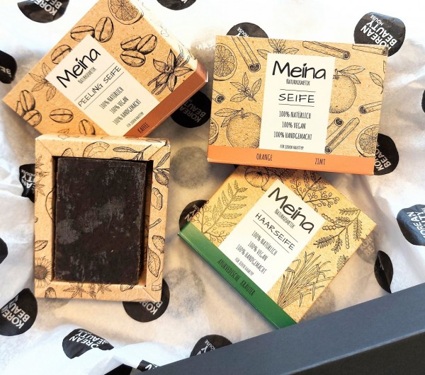 MEINA vegan Soap Set