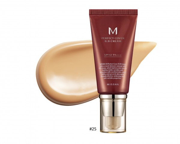 MISSHA Perfect Cover BB Cream 25