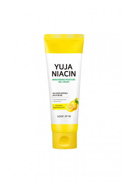SOMEBYMI Yuya Niacin Brightening Moisture Gel Cream