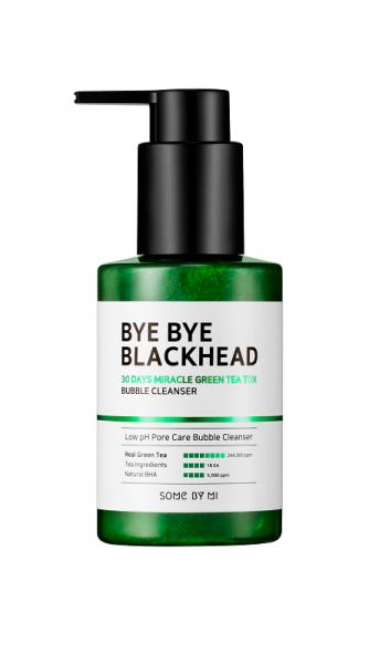 SOMEBYMI Bye Bye Blackhead Miracle Green Tea Tox Bubble Cleanser