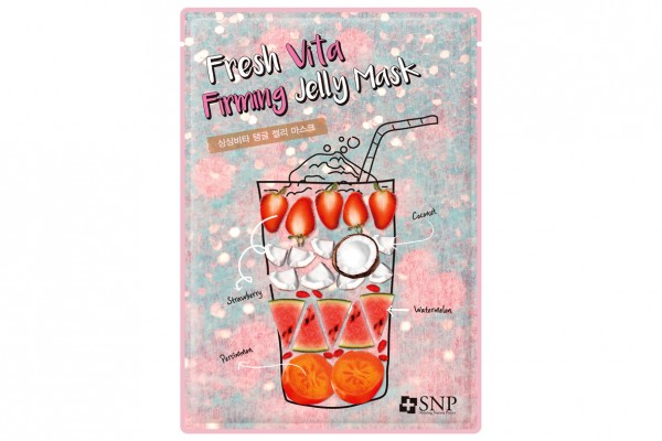SNP Fresh Vita Firming Jelly Mask