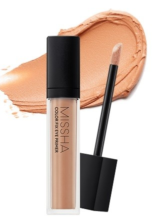 MISSHA Color Fix Eye Primer (Matt Beige)