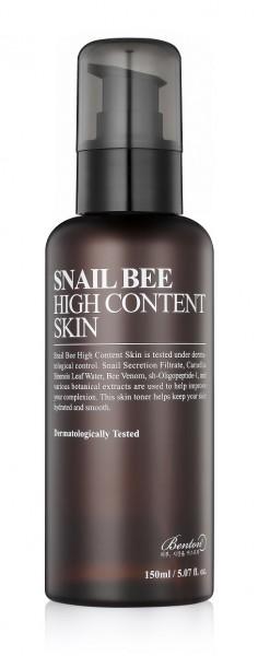 BENTON Snail Bee High Content Skin Toner