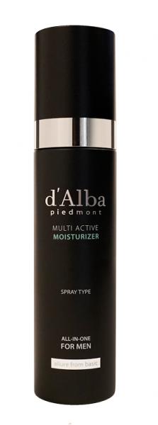 d'Alba White Truffle All-in-One Skin Lotion for Men