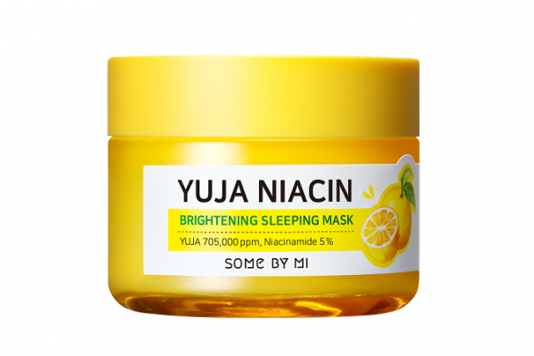 SOMEBYMI Yuya Niacin Miracle Brightening Sleeping Mask