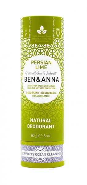 BEN & ANNA Papertube Deo Persian Lime