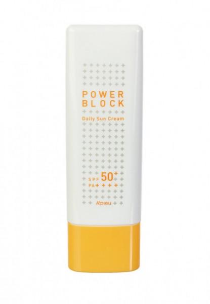 APIEU Power Block Daily Sun Cream SPF50+/++++