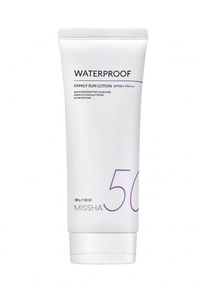 MISSHA Safe Block Waterproof Family Sun Lotion SPF50+PA+++