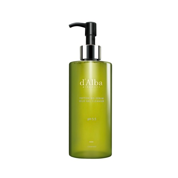 DALBA Peptide no sebum Mild Gel Cleanser 300ml