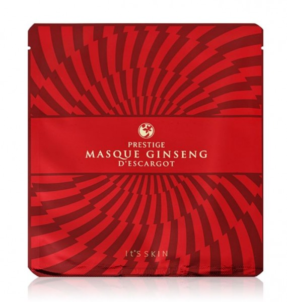 It's Skin Prestige Sheetmask Ginseng D'escargot