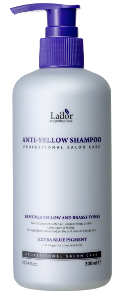 LADOR Anti-Yellow Shampoo