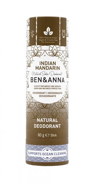 BEN & ANNA Papertube Deo Indian Mandarine