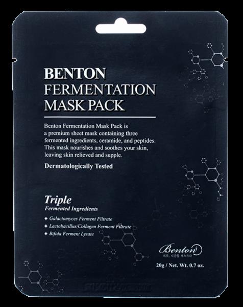 BENTON Fermentation Mask Pack