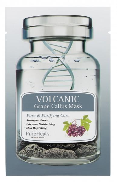 10 Stk PUREHEALS Volcanic Grape Callus Mask