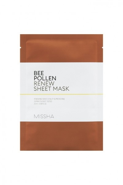 MISSHA Bee Pollen Sheet Mask